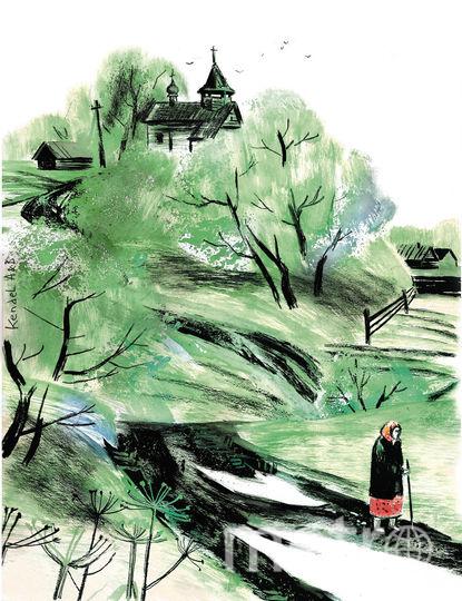 Иллюстрации Анны и Варвары Кендель. Фото Предоставлено художницами.