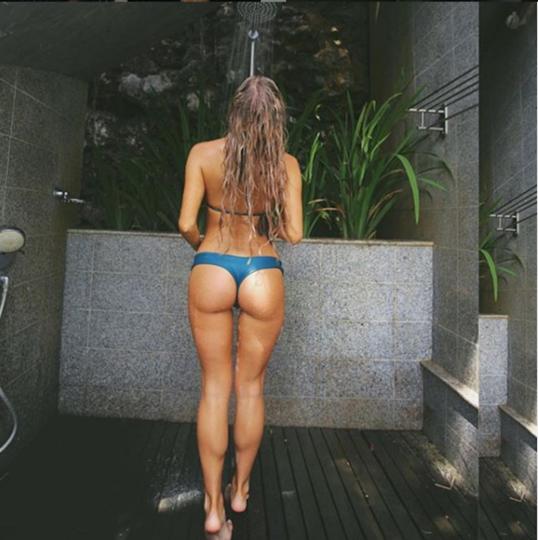 Ханна Политес. Фото Скриншот Instagram/hannahpolites