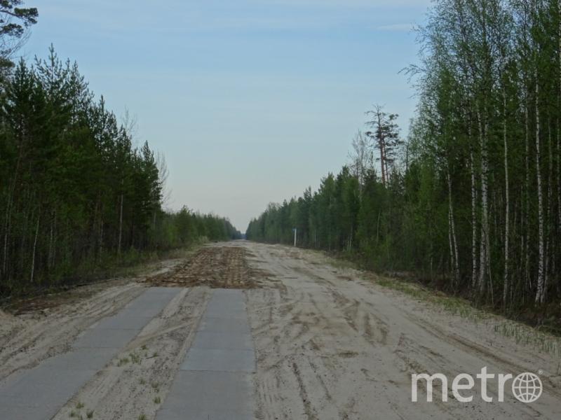 Трасса Катайга – Степановка. Фото 70.мвд.рф