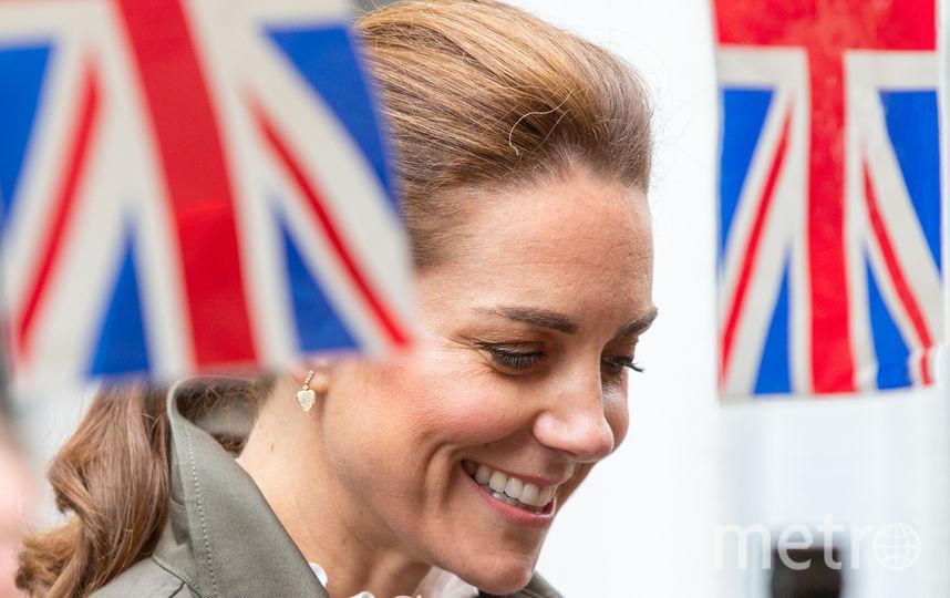 Принц Уильям и Кейт Миддлтон посетили рынок фермерских продуктов. Фото Getty