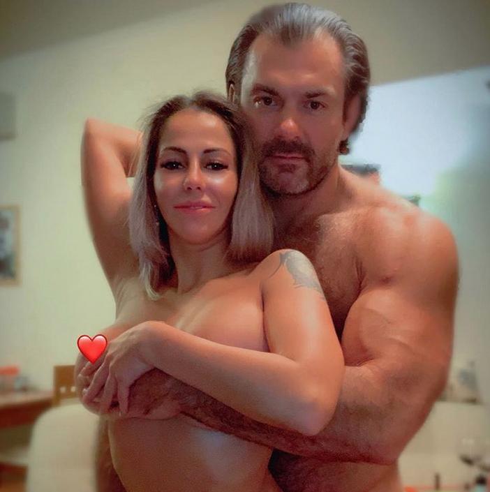 Елена Беркова и Александр Путинцев. Фото Скриншот Instagram: @psycho__master