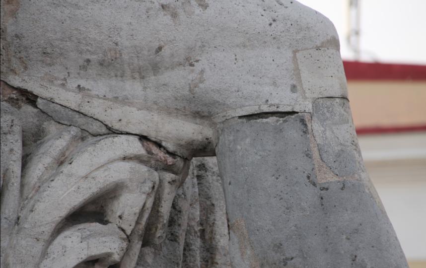 """Перед реставрацией: фото КГИОП от 13 мая 2019 года. Фото """"Metro"""""""