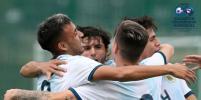 Сборная Аргентины вышла в финал Мемориала Гранаткина