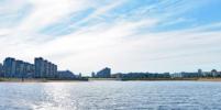 В Финском заливе в Петербурге утонул молодой иностранец