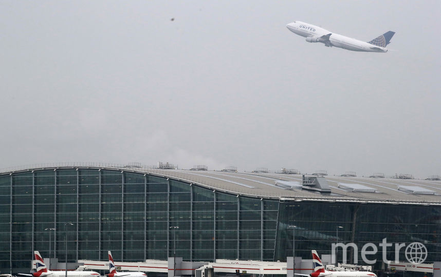 Аэропорт Хитроу. Фото Getty