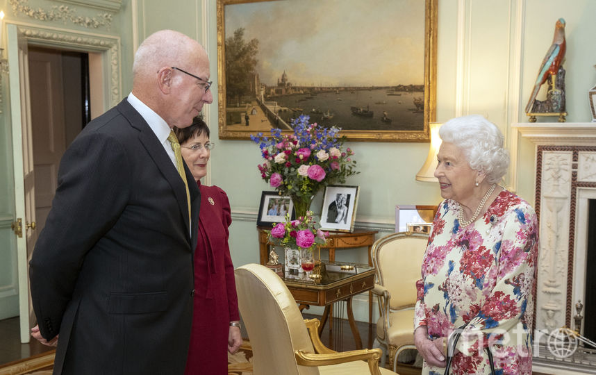 На аудиенцию 12 июня Елизавета II пригласила с собой принца Уильяма. Фото Getty