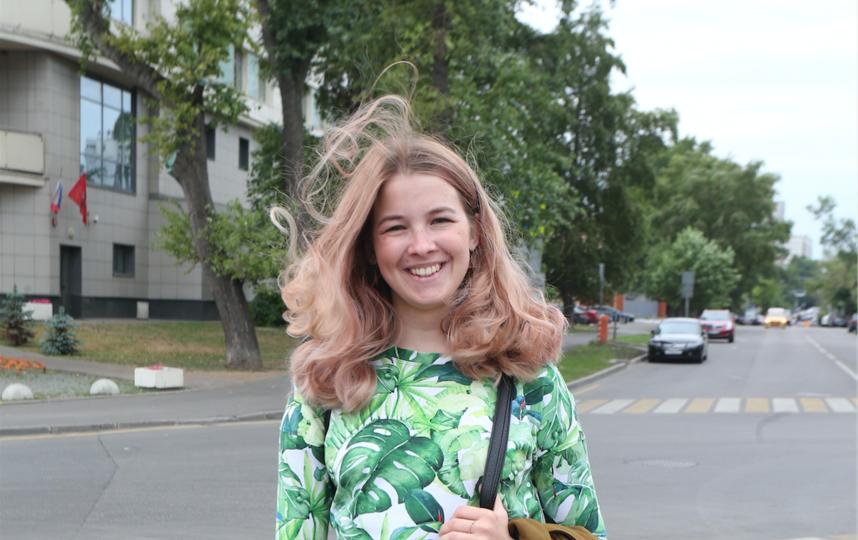 """Анна Малова. Фото Мария Беленькая, """"Metro"""""""