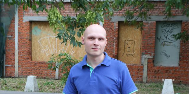 Алексей Степанов.