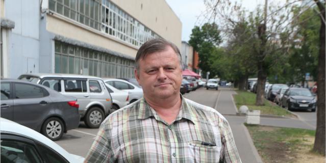 Павел Сазонов.