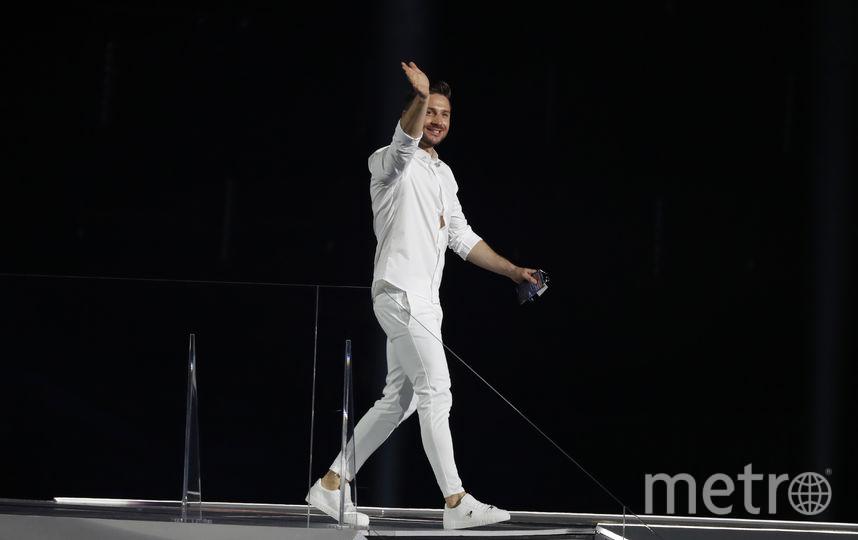 Выступление Сергея Лазарева на Евровидении-2019. Фото Getty