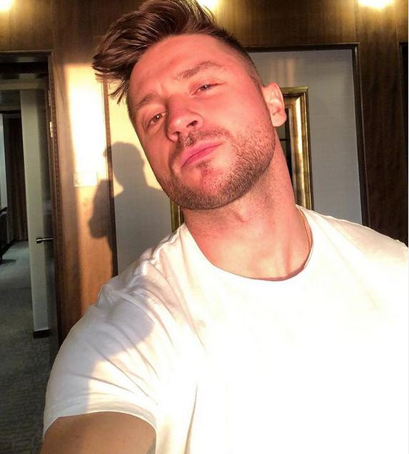 Сергей Лазаерв, фотоархив. Фото скриншот https://www.instagram.com/lazarevsergey/