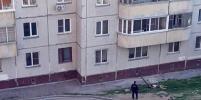 Мужчина разбился насмерть в Дзержинском районе Новосибирска