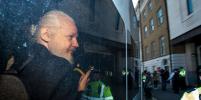 В МВД Великобритании подписали запрос США на экстрадицию Ассанжа