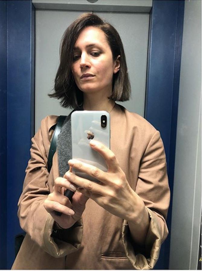 Актриса Виктория Исакова. Фото www.instagram.com/v_isakova