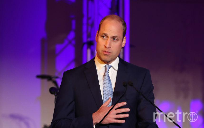 Принц Уильям на общественном мероприятии. Фото Getty