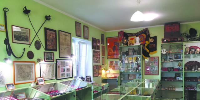 За 150 руб./чел. в Музее денег вам расскажут о валюте из кожи и фарфора и покажут монетку номиналом в 37,5 руб.