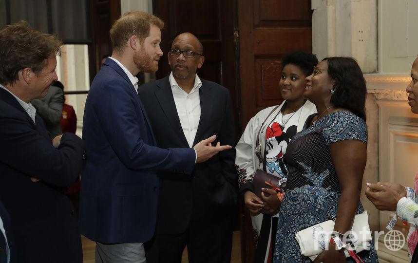 Благотворительный концерт прошел в Лондоне. Фото Getty