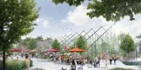 В оранжереях Таврического сада в Петербурге сделают кафе, рынок и огород