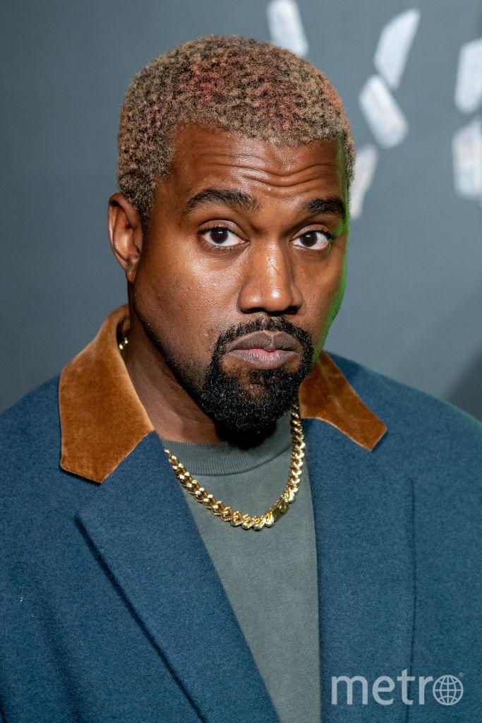 Kanye West. Фото Getty