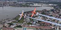 В выходные Казань примет этап Red Bull Air Race