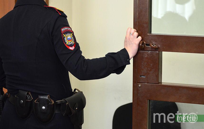 Архивное фото из зала суда. Фото Василий Кузьмичёнок