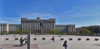 Фонтанный комплекс на Московской площади в Петербурге возобновляет работу