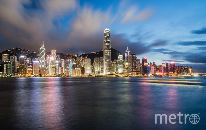 Гонконг. Фото pixabey