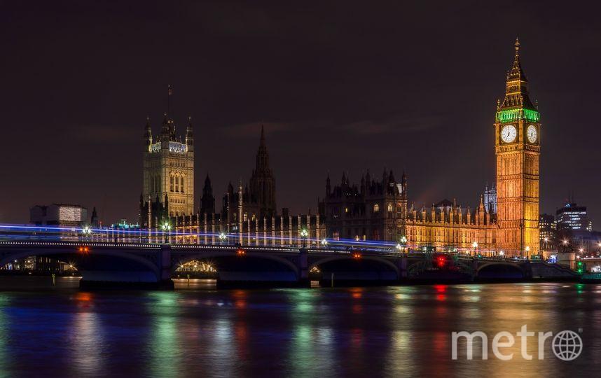 Лондон. Фото pixabey