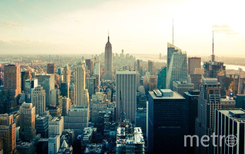 Нью-Йорк. Фото pixabey