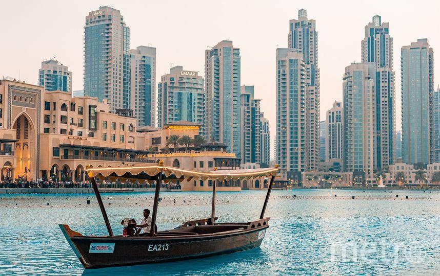 Дубай. Фото pixabey