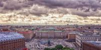 Когда ждать и тепла и солнца: в Петербург пришли дожди, но ненадолго