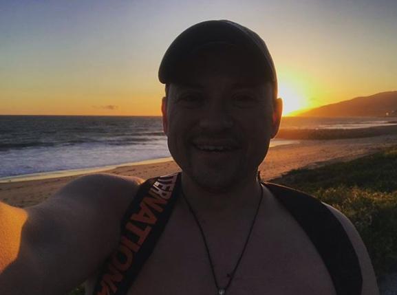 Андрей Гайдулян, фотоархив. Фото скриншот https://www.instagram.com/gaydulyan/?hl=ru