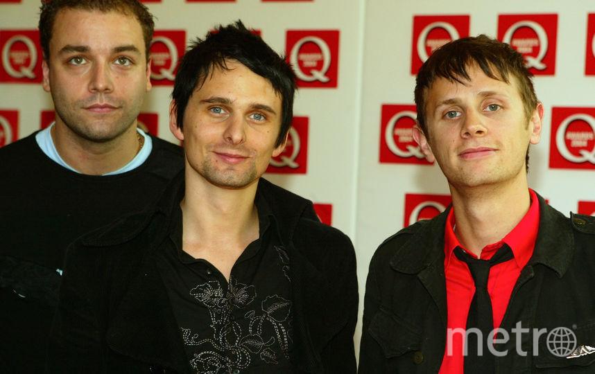 Группа Muse, фотоархив. Фото Getty