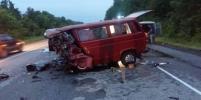 ДТП под Воронежом унесло жизни восьми человек