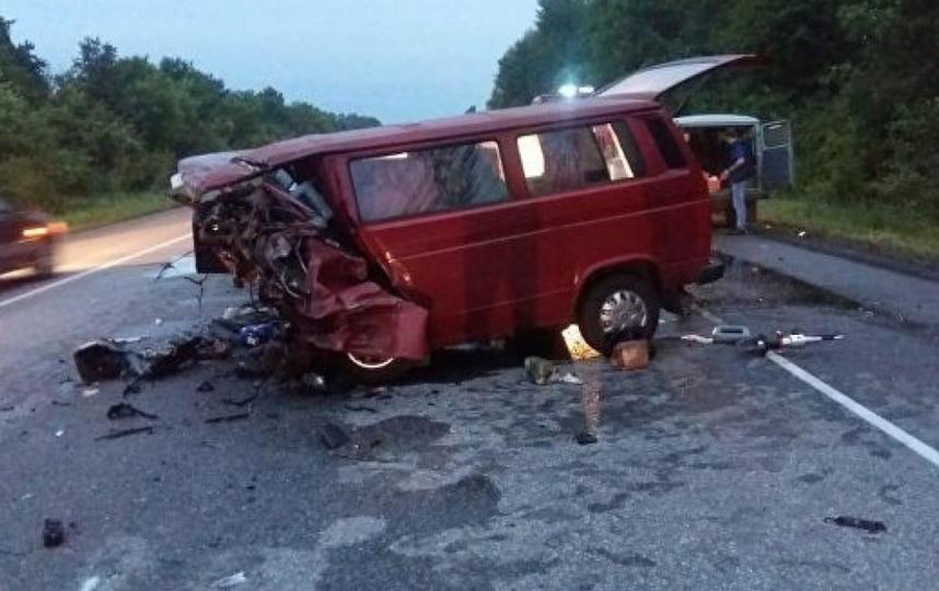 ДТП под Воронежом унесло жизни восьми человек.