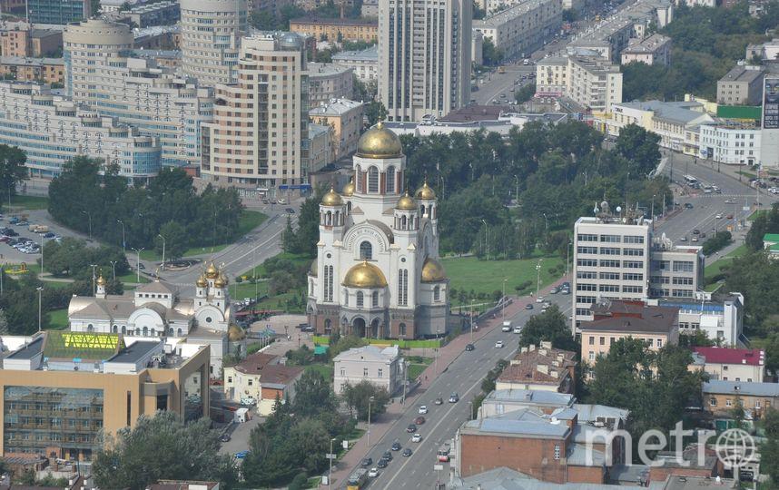 В центре Екатеринбурга не будут строить храм.