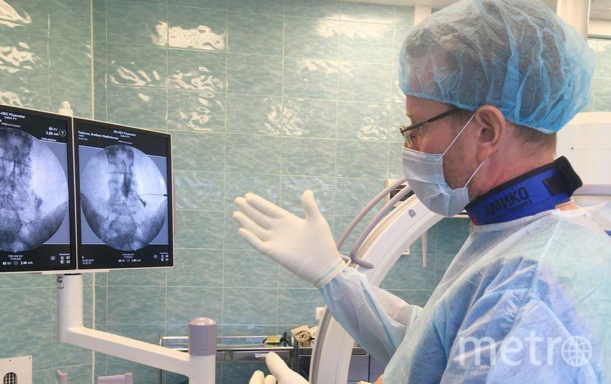 Новое оборудование появилось в больнице имени доктора медицины Максима Кончаловского.