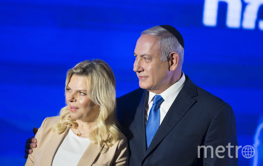 Сара Нетаньяху, фотоахив. Фото Getty