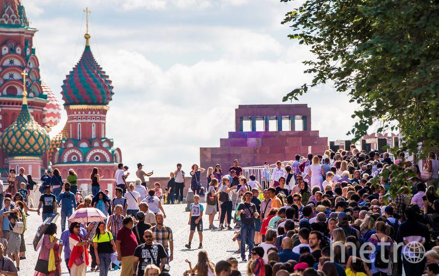Лето радует жителей столицы. Фото AFP