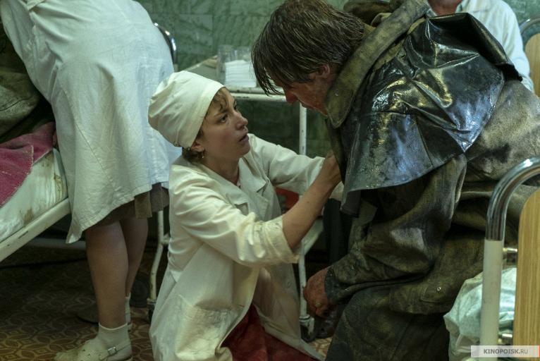 """Кадр из сериала """"Чернобыль"""". Фото HBO, """"Metro"""""""