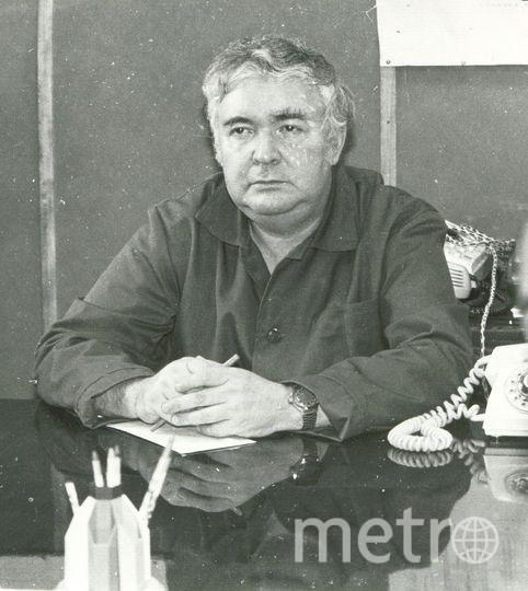 """Александр Боровой в лаборатории. Чернобыль, 1991-й год. Фото из личного архива Александра Борового., """"Metro"""""""