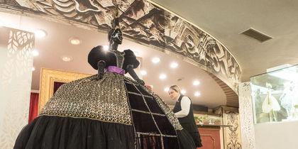 В Петербурге можно увидеть платье Майи Плисецкой и столик Анны Павловой
