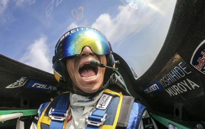 Муроя сделал серьёзную заявку на второе чемпионство. Фото redbullcontentpool.com