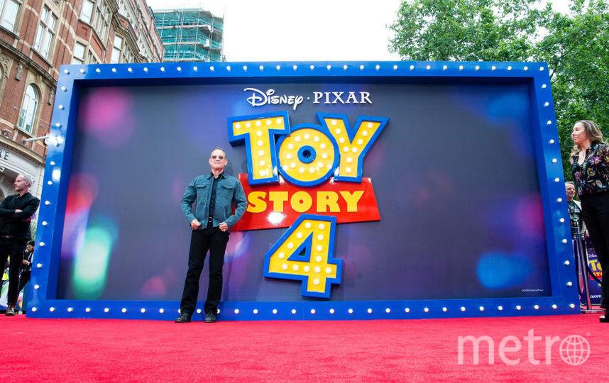 Премьера состоялась в Лондоне. Том Хэнкс. Фото Getty
