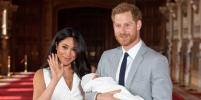 Сына Меган Маркл и принца Гарри будут крестить по всем традициям