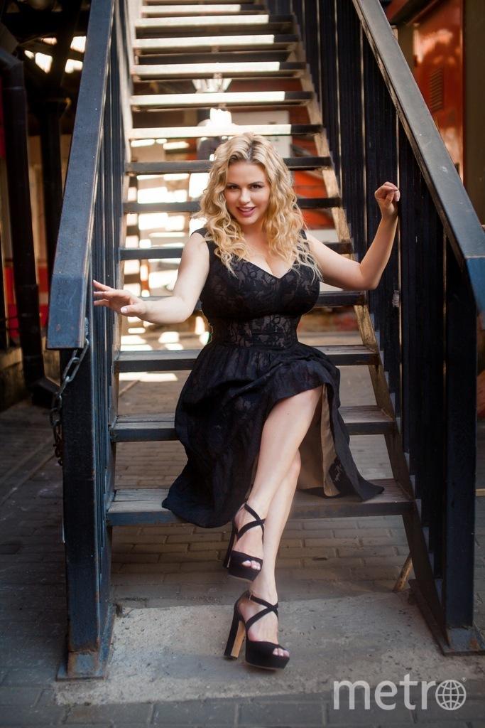 Певица Анна Семенович. Фото Предоставлено пресс-службой певицы