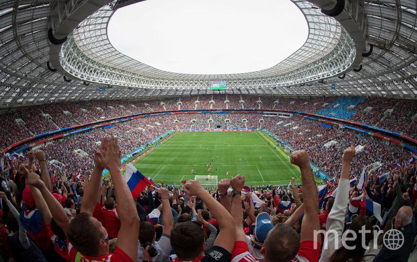 До этого Россия проведёт ещё два матча: также со сборной Шотландии и с командой из Казахстана. Фото Getty