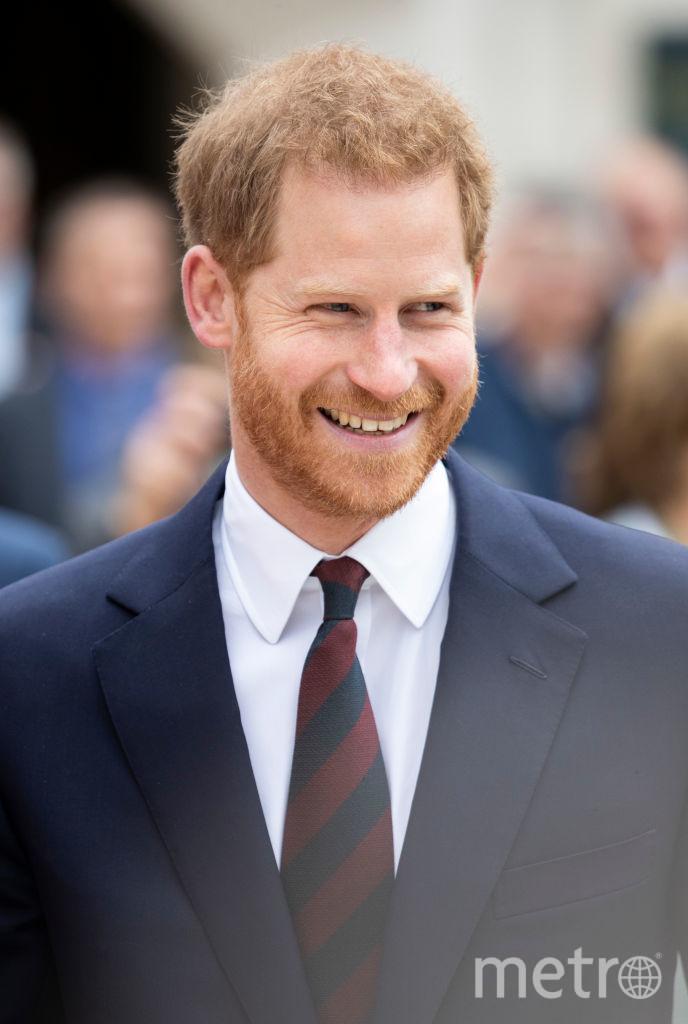 Принц Гарри. Фото Getty