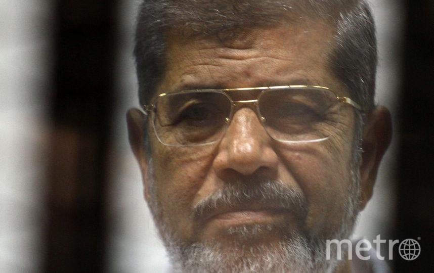 Бывший президент Египта Мухаммед Мурси. Фото AFP