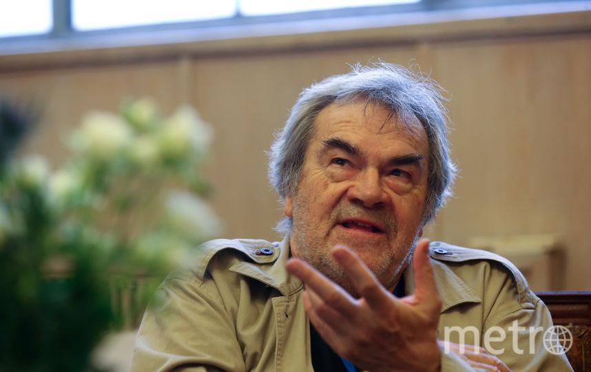 Внук Сергея Щукина Андре-Марк Делок-Фурко. Фото Василий Кузьмичёнок